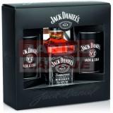 Jack Daniel´s 40% 0,7l+plechové poháre