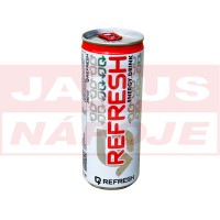 Refresh energetický nápoj 0,25L