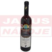 [VALENTA] Chardonnay 0,75L [suché] [neskorý zber] [2016]