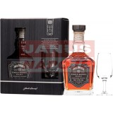 Jack Daniel's Single Barrel 47% 0,7L (darčekové balenie 1 pohár)