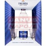 Finlandia 40% 0,7l + poháre