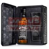 Jack Daniels 40% 0,7l+2 poháre