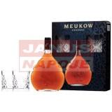 Meukow V.S.O.P. 40% 0,7l +2 poháre