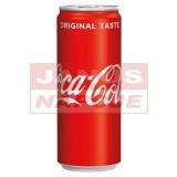 Coca-cola 0.33l Plech