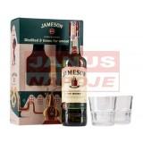 Jameson 40% 0,7l +2poháre