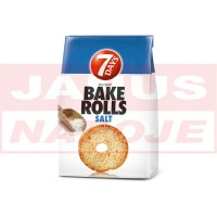 Bake Rolls 7 Days Soľ 80G