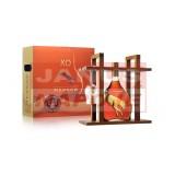 Meukow XO Rack 40% 0,7L+2 poháre