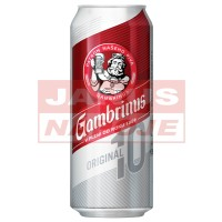 Gambrinus 10% 0,5L (plech)