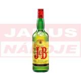 J&B Whisky Rare 40% 0,7L