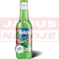 Relax Viečko Kaktus 0,25L sklo