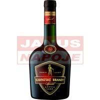 Karpatské Brandy Špeciál 40% 0,7L