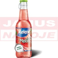 Relax Viečko Melón 0,25L sklo