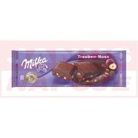 Milka Čokoláda Hrozienka a Oriešok 270g