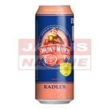 Smädný Mních Radler / Grep / 0,5L (plech)