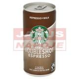 Starbucks Doubleshot Espresso 0,2l