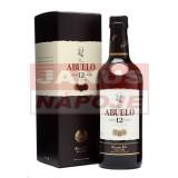 Rum Abuelo Gran Reserva 12 roč. 40% 0,7L DB