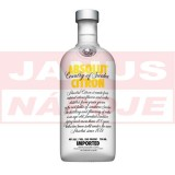 Absolut Citron 40% 0,7L