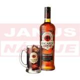 Bacardi Oakheart 35% 0,7L + pohár