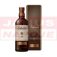 Ballantines 30-ročná 43% 0,7L