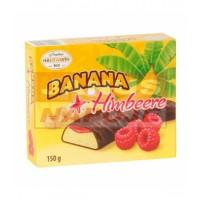 Banánky Hauswirth Malina 150G