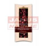 Čokoláda Premium s brusnicami a ribezľami 100g