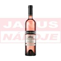 [TOPOLČIANKY] Cabernet Sauvignon Rosé [polosuché] [neskorý zber] [2015]