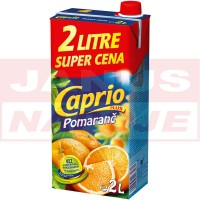 Caprio Pomaranč 2L