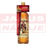 Captain Morgan Spiced Gold 35% 3L + Pumpa