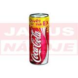 Coca Cola plech 0,25L