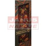 Čokoláda Exclusive Orechy Brusnice 130G