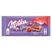 Milka Čokoláda Jahoda 100g