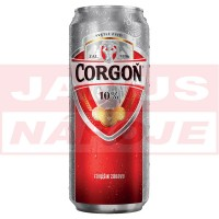Corgoň 10% 0,5L (plech)