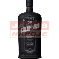 Gin Dictador Colombian Black 43% 0,7L