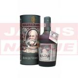 Diplomatico Rum Reserva Exclusiva 12-ročný 40% 0,7L Tuba