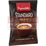 Popradská Štandard Premium Mletá 75g