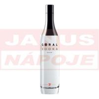 Goral Master Vodka 40% 0,7L [GAS FAMILIA]