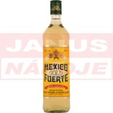 Tequila Mexico Fuerte Gold 38% 0,7L
