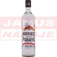 Tequila Mexico Fuerte Silver 38% 0,7L