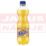 Fanta Orange PET 0,5L