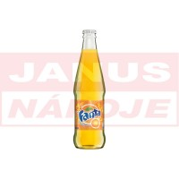 Fanta Orange sklo 0,33L