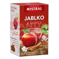 Mistral Jablko / Škorica 40g