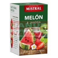 Mistral Melón / Jahoda 40g