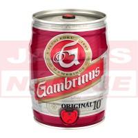 Gambrinus 10% 5L (sudové)