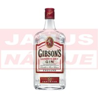 Gin Gibson 37,5% 0,7L