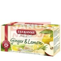 Teekanne Ginger Lemon 35g