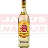 Havana Club Anejo 3 Anos (3-ročná) 40% 0,7L