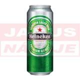 Heineken 12% 0,5L (plech)