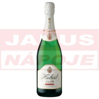 Hubert Club [biele] [polosladké] 0,75L