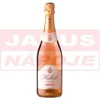 Hubert Club [ružové] [polosladké] 0,75L