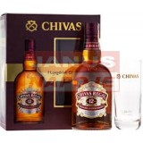 Chivas Regal 12Y 40%0,7l + pohár